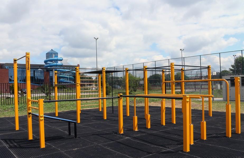Płońsk Street Workout Park