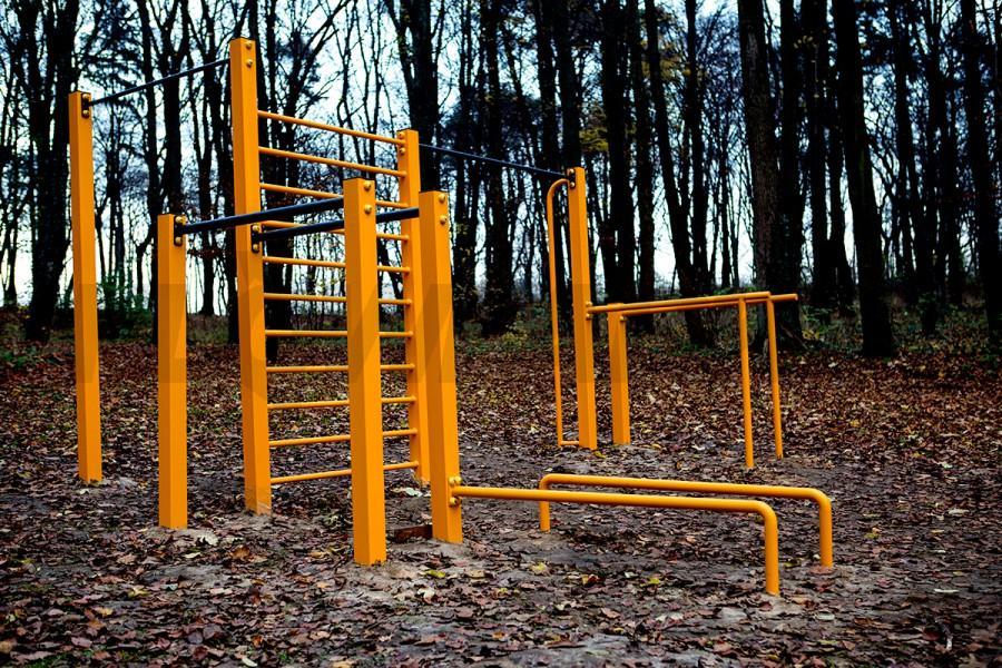 Choszczno Street Workout Park