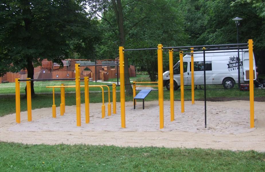 Zgorzelec Street Workout Park