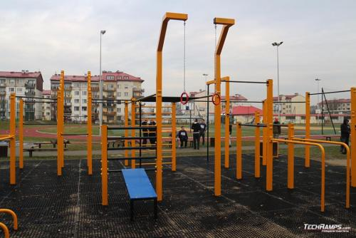 Street Workout Gliwice 55