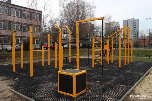 Street Workout Gliwice 56