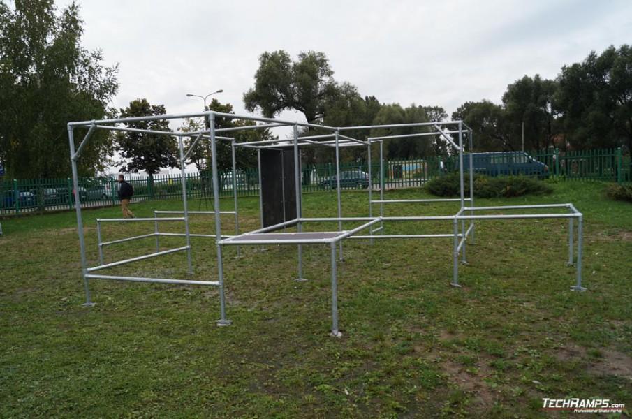 Ełk Street Workout & Parkour Park