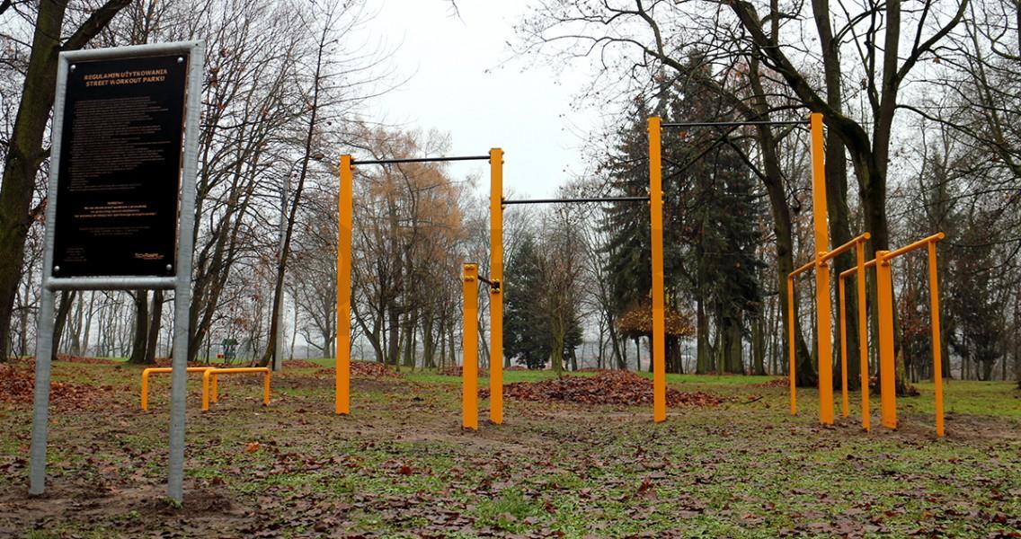 Wyszków Street Workout Park