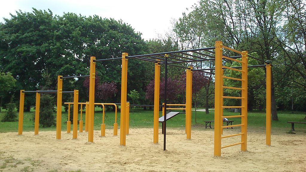Rzeszów Street Workout Park