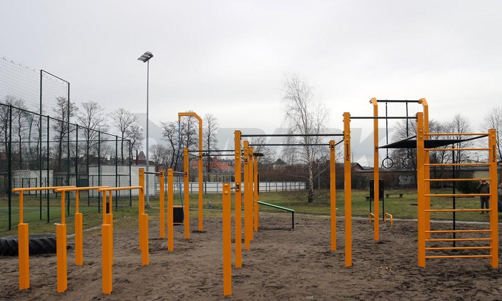 Street Workout Park Namysłów