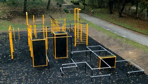 Street Workout Park Trzebnica 119
