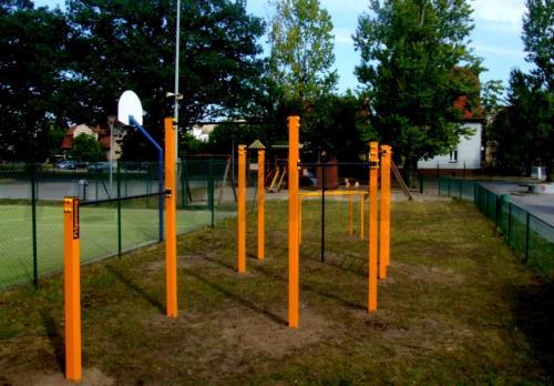 Street Workout Park Żagań