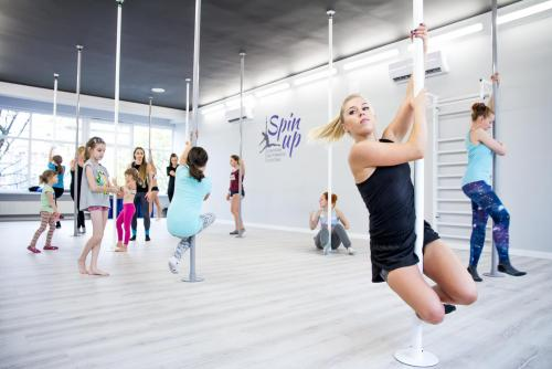 Spin-Up Pole Dance & Fitness