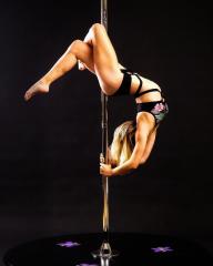 Layback Variation - Pole Dance