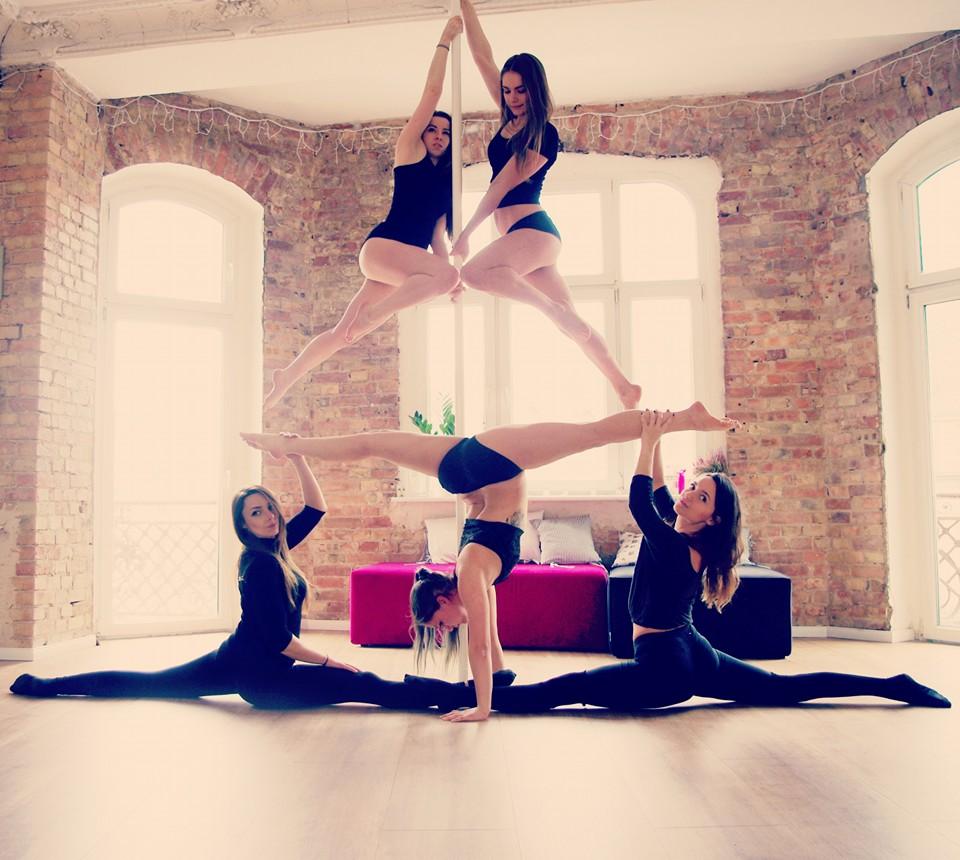 Szkoły Pole Dance