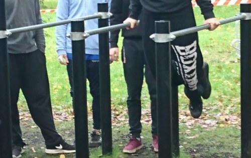 Zabezpieczony: Żelazne Ramiona – Trening Biceps i Triceps